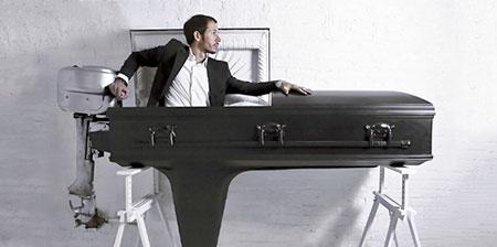 Boat Coffin