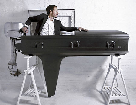 Coffin Boat