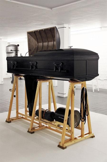 Sebastian Errazuriz Coffin