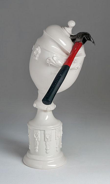 Destroyed Porcelain