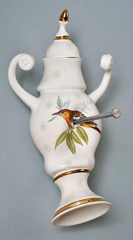 Laurent Craste Porcelain