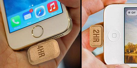 Disposable iPhone Batteries