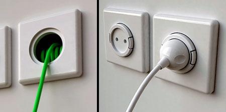 Extension Cord Socket