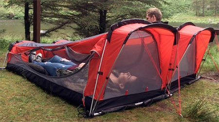 Sleeping Bag Camping Tent