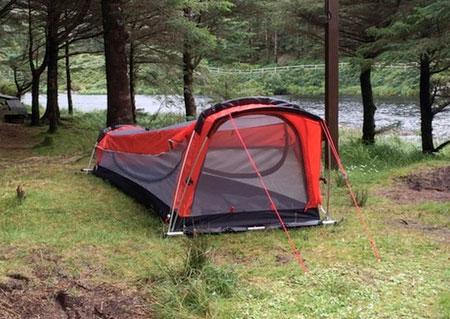 Mattress Camping Tent