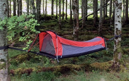 Crua Hybrid Camping Tent