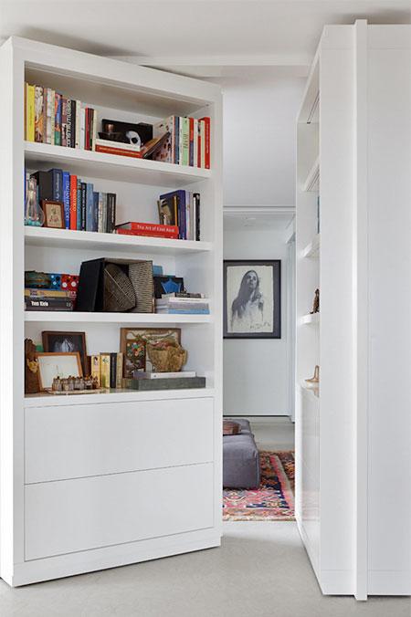 Hidden Bookcase Room