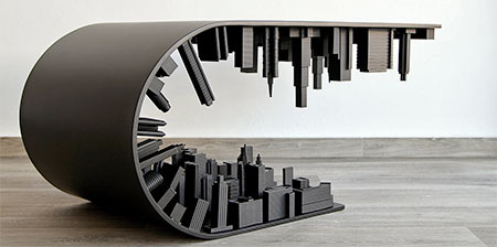 Inception Movie Table