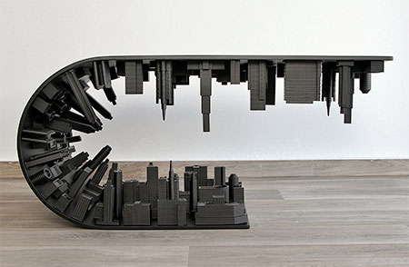 Inception City Table