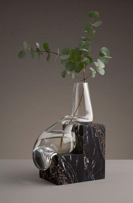 Melted Vases