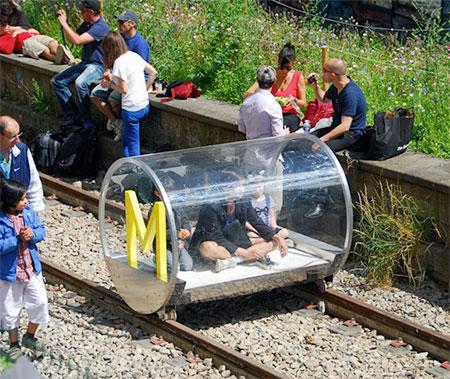 Personal Train Prototype