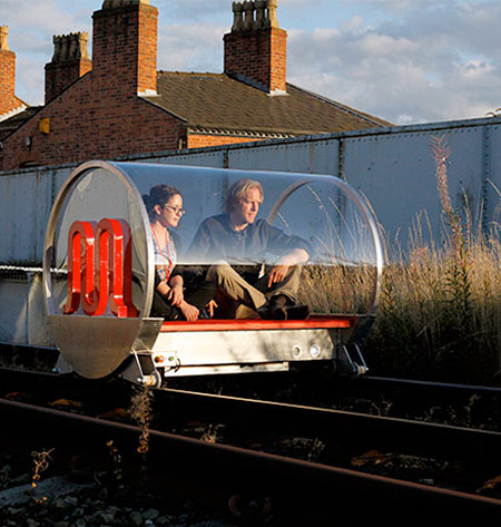 Two Person Train