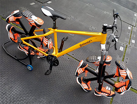 Shoes Bicycle