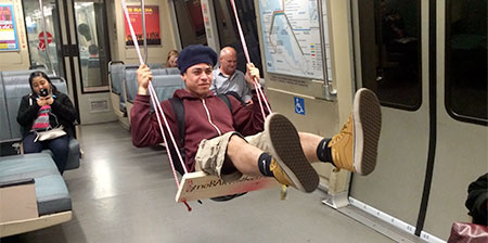 Subway Swing