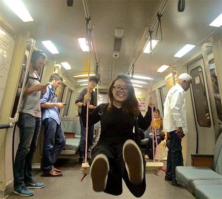BART Subway Swing