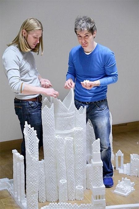 Brendan Jamison Sugar Sculptures