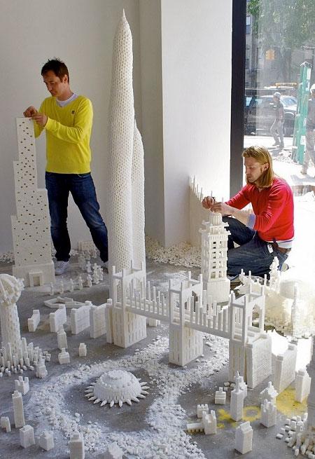 Brendan Jamison Sculptures
