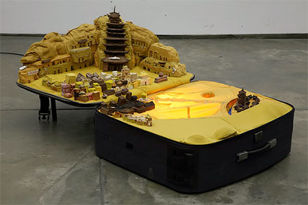 Yin Xiuzhen Portable City
