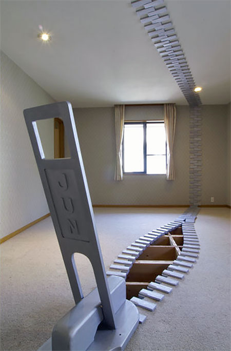 Japanese artist Jun Kitagawa