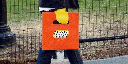 LEGO Shopping Bag