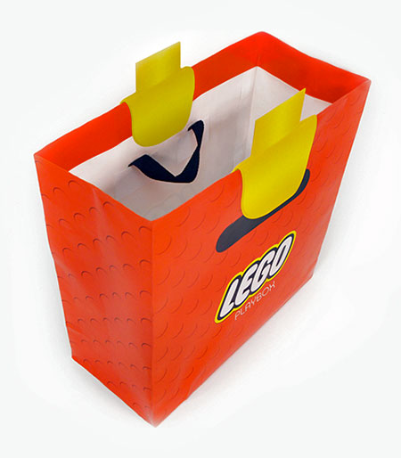 LEGO Shopping Bags