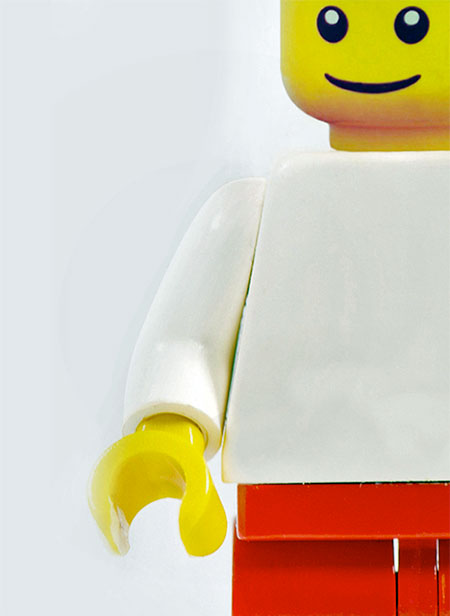 LEGO Hand Shopping Bag