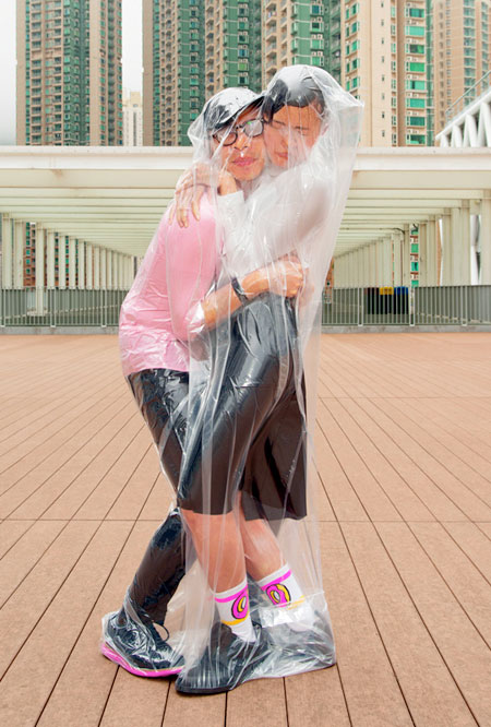 Photographer Hal Vacuum Sealed Couples