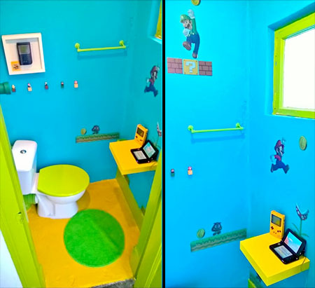 Nintendo Airbnb