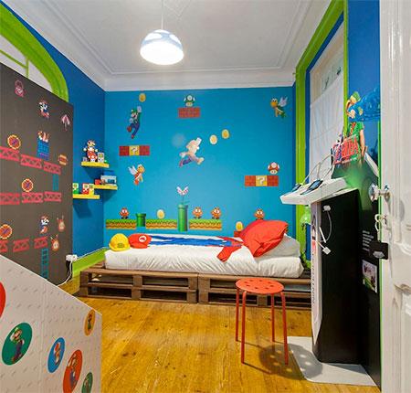 Nintendo Apartment