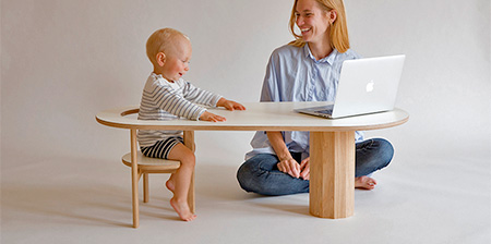 Baby Seat Table