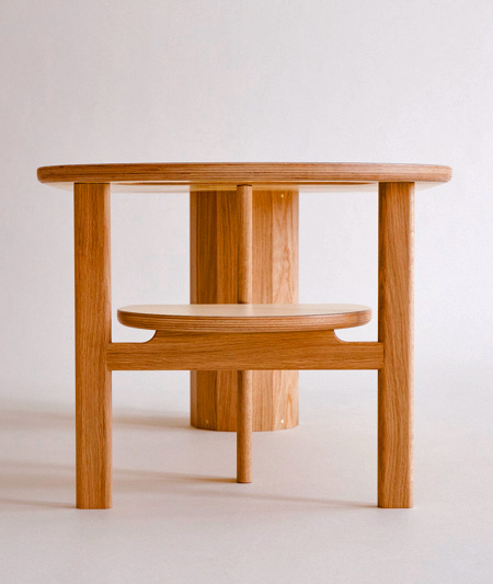 Seat Coffee Table