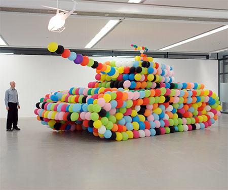Balloons Tank