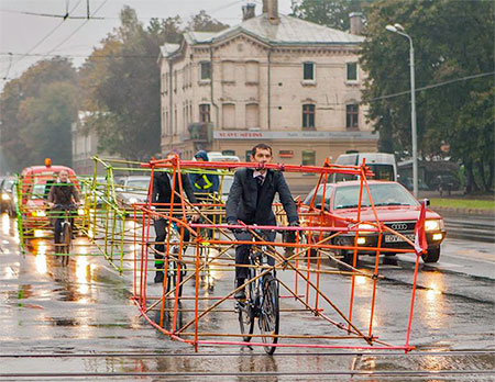 Bicycle Car
