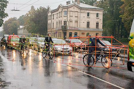 Latvia Bicycle Cars