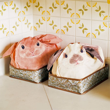 Bunny Bags from Japan