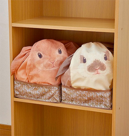 Japanese Rabbit Bags
