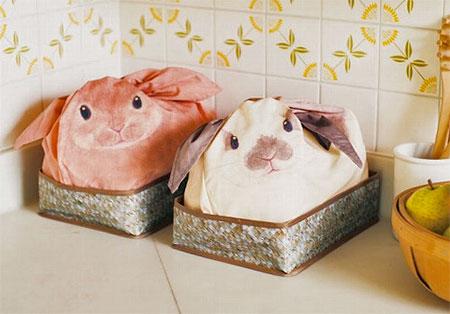 Japanese Rabbit Bag