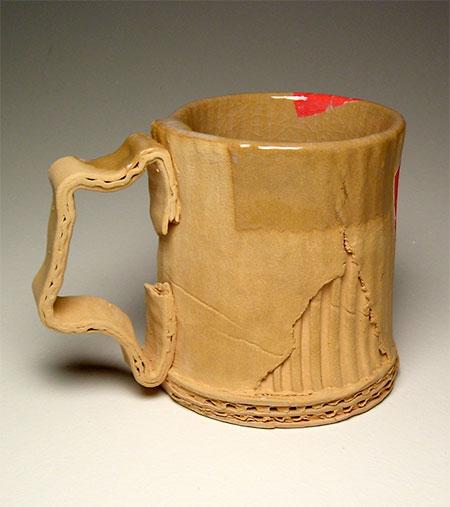 Cardboard Coffee Mug