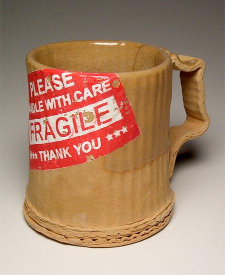 Tim Kowalczyk Cardboard Mug