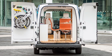 Electric Mobile Office