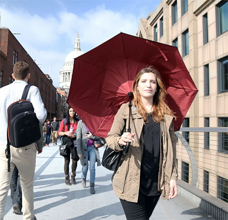 KAZbrella Umbrella