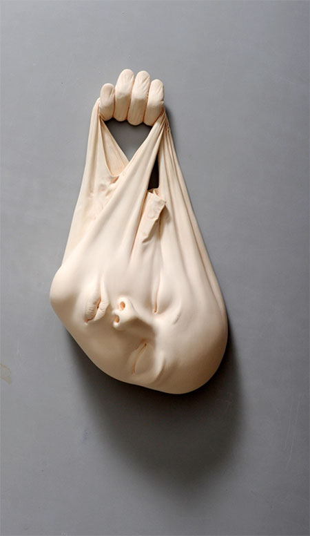 Sculptures by Johnson Tsang