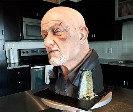 Natalie Sideserf Breaking Bad Cake