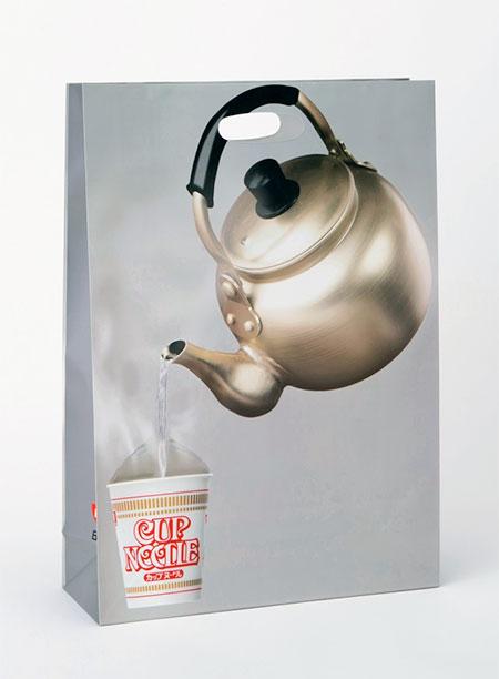 Cup Noodle Bag
