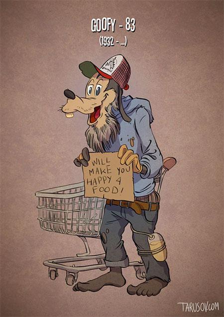 Old Goofy