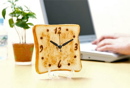 Bread Clock