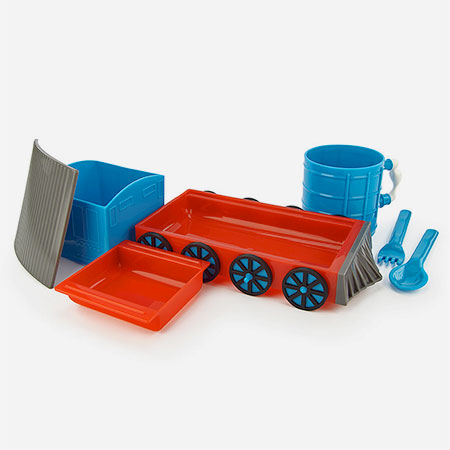 Chew Chew Train Place Setting