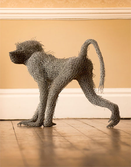 Kendra Haste Realistic Wire Animals