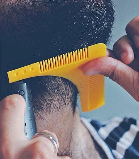 Beard Boomerang