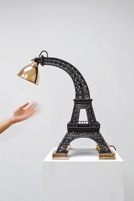 Studio Job Lamp